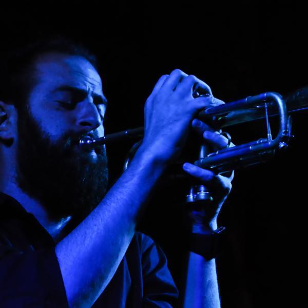 Avishai Cohen. Taormina Jazz Festival, July 2012.